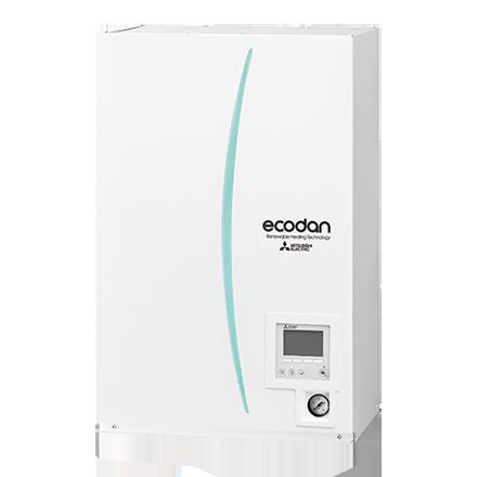 Ecodan Hydrobox (alleen verwarmen) D-HEX en 2 kW heater