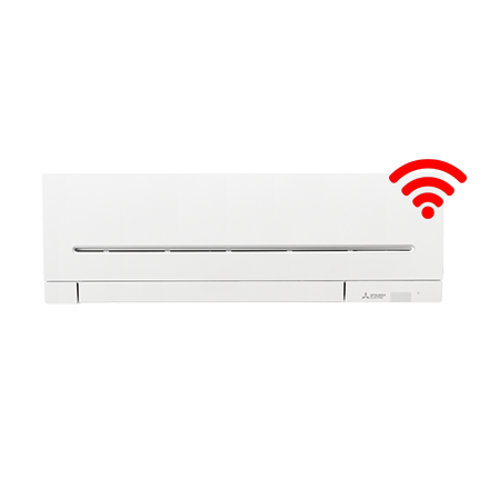 RAC Standaard 2,0 kW wandunit (incl. wifi)