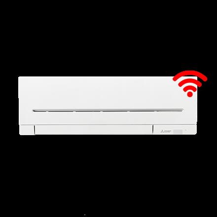 RAC Standaard 2,5 kW wandunit (incl. wifi)