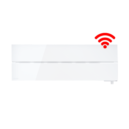 RAC Diamond 3,5 kW wandunit Natural White