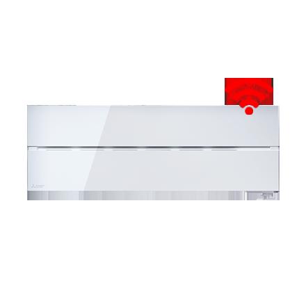 RAC Diamond 5,0 kW wandunit Natural White