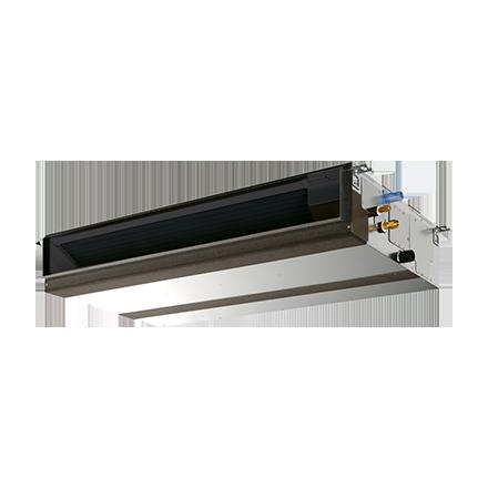 City Multi HVRF 9,0 kW kanaal VMA incl.pomp/incl.regelafsl.