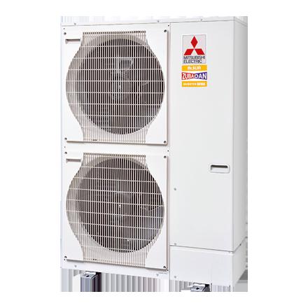 Ecodan Zubadan Inverter Warmtepomp SHW140 YHA