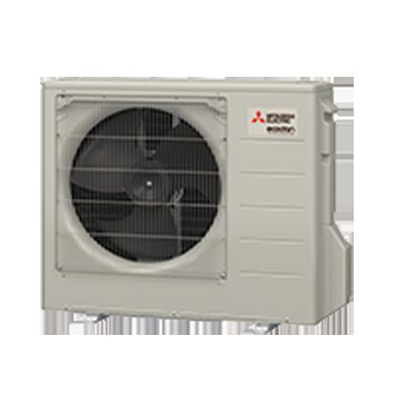 Ecodan ATW CO2 Inverter buitenunit
