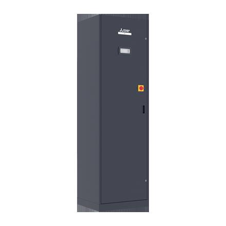 s-MEXT-G00 Downflow-unit 6,8 kW basis (R32)