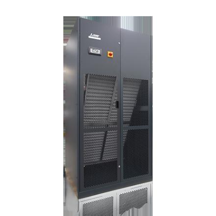 s-MEXT-G00 Upflow-unit 42,5 kW incl. opties (R32)