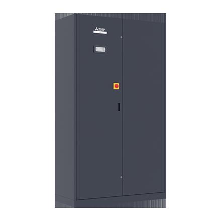 s-MEXT-G00 Downflow-unit 42,5 kW basis (R32)