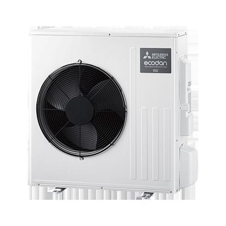 Ecodan Eco Inverter Warmtepomp SWM80 (R32)