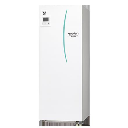 Ecodan Cylinder unit (alleen verwarmen) C-HEX en 2 kW heater