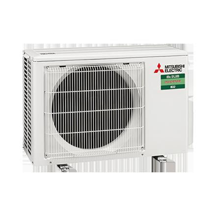 Mr. Slim Standaard inverter 2,5 kW buitenunit